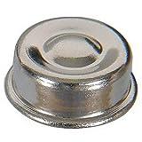 External Retaining Ring with Cap, Metal, 20 PK
