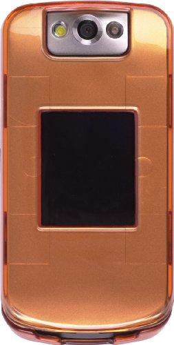 Wireless Solutions Snap-On Case BlackBerry 8230 Pearl Flip - Tangerine