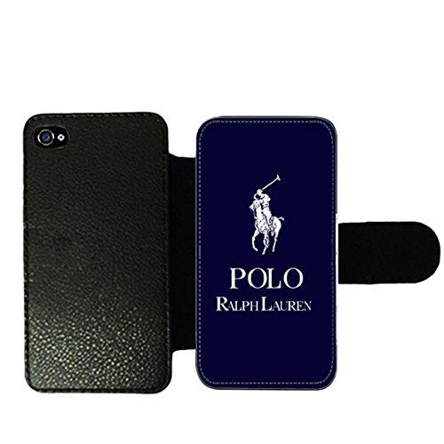 Polo Ralph Lauren Wallet Case iPhone 4 & 4S (Iphone Ralph Case 4 Lauren)