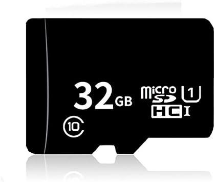 GTJXEY Tarjeta de Memoria SD, Tarjetas de Memoria Micro SD Velocidades de hasta 80 MB/S Video HD Totalmente Compatible Smartphone Tableta Cámara Digital Cámara Navegación GPS (Negro / 32G): Amazon.es: Deportes y