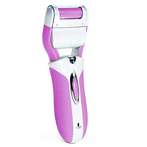 Deal de fou! Puissante 3 en 1 professionnel cals électrique rose Remover, épilateur & rasoir Rechargeable sans fil doux et sûr pour une peau saine et lisse des femmes ou des hommes.