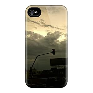 Adlazquez Iphone 4/4s Well-designed Hard Case Cover Weather Protector