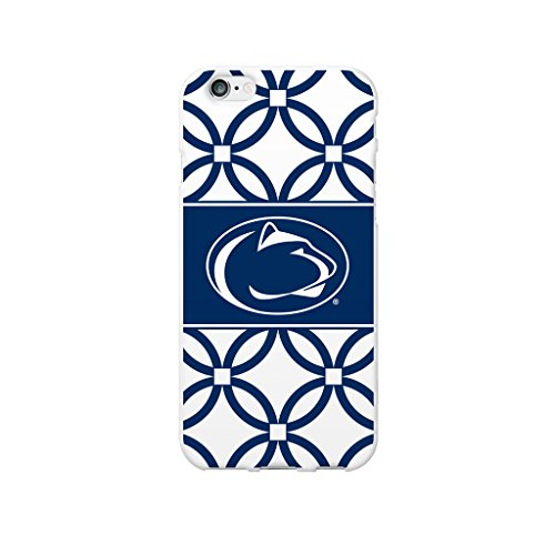 OTM Essentials Penn State University, Elm Band Cell Phone Case for iPhone 6/6s - White (Penn State Iphone Case)
