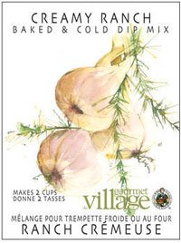 Gourmet Du Village Creamy Ranch Baked or Cold Dip (Gourmet Du Village Dip)