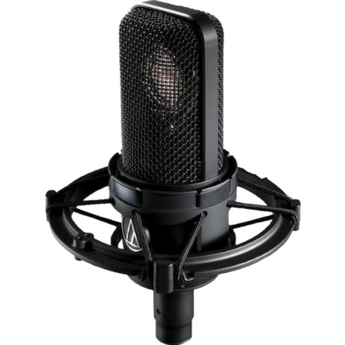 True Condenser Large Diaphragm (Audio-Technica AT4040 Cardioid Condenser Microphone)