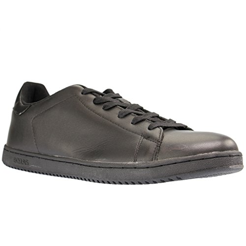 Boras - Herren Sneaker - Baseline Pro - Schwarz Schuhe in Übergrößen