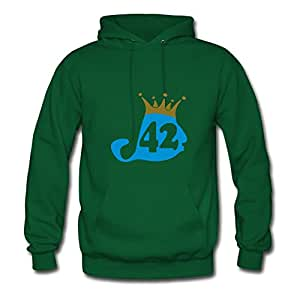 Popular Designed Green Women 42_lello_re_bello Informal Hoodies X-large