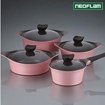 Neoflam AENI Cast Aluminum Chef