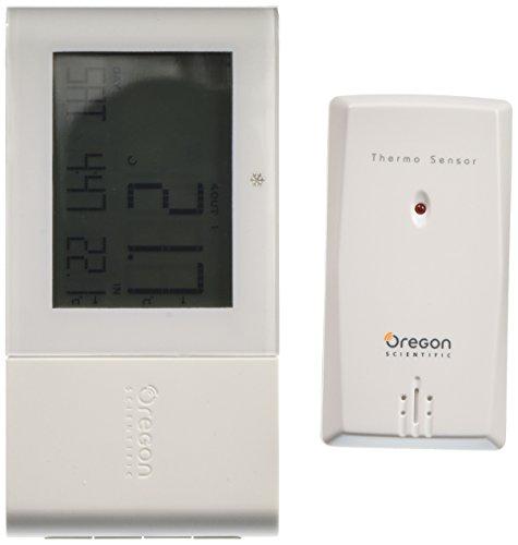 - Oregon Scientific RMR262-W Alize Thermometer White