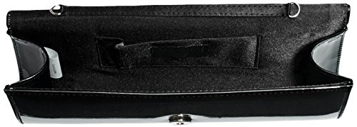 Envelope Black Bulaggi Pochettes Party 10 Schwarz pqq50zT