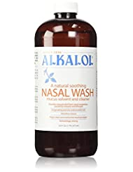 Alkalol Company Mucus Solvent and Cleaner, 16 Fluid Ounce