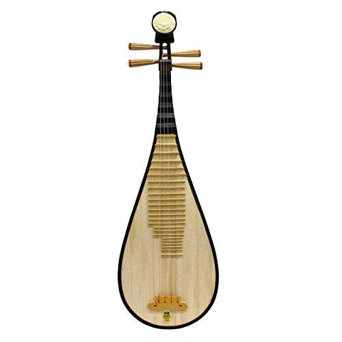 Eason Music Starter Grade Shanghai Spruce Wood Pipa by Eason Music