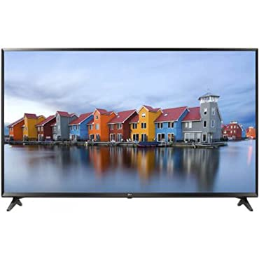 "LG 49UJ6300 49"" 4K Ultra HD Smart LED TV (2017 Model)"