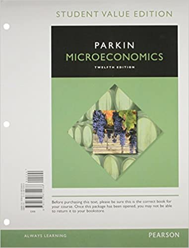 Microeconomics student value edition plus mylab economics with microeconomics student value edition plus mylab economics with pearson etext access card package 12th edition 9780134004983 economics books fandeluxe Choice Image