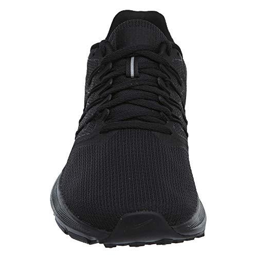 Pour Nike Femme Longues Haut Noir Manches 7zwCnqU