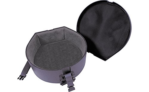 - SKB Cases 1SKB-D1416 14X16 Revolutionary Roto-molded D-shaped Floor Tom Case, Pedestal Feet, Padded Interiorse, Heavy-duty Web Strap for a Reliable Closure, Sturdy High Tension Slide Release Buckle
