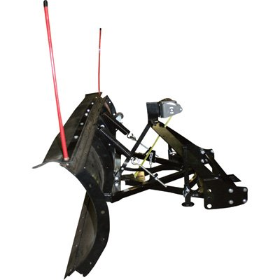 (SnowBear Personal Plow - 82in. x 19in., Model# 324-080)