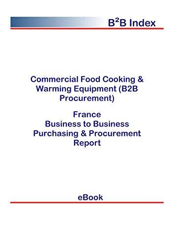 Commercial Food Cooking & Warming Equipment (B2B Procurement) in France: B2B Purchasing + Procurement Values