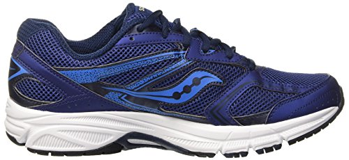 Pictures of Saucony Men's Grid Cohesion 9-M Navy/Grey 14 M US 3