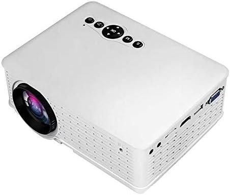 Proyector Micro Portátil LED HDMI USB Multimedia Pantalla Grande ...