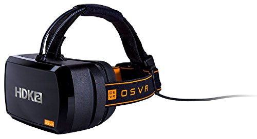 OSVR HDK Head mounted display experiences