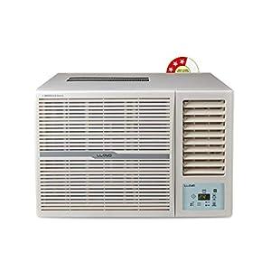 Lloyd 1.5 Ton 3 Star Window AC (Copper, Clean Air Filter, 2021 Model, GLW18B32WSEW, White)