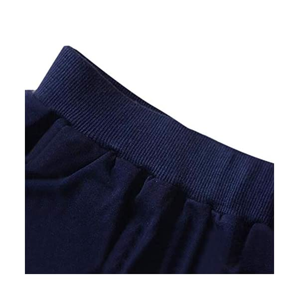 Wongfon Ragazzi Abbigliamento Sportivo Abbigliamento, Ragazzi T-Shirt a Righe con Cappuccio Manica Lunga Tute Pullover… 3
