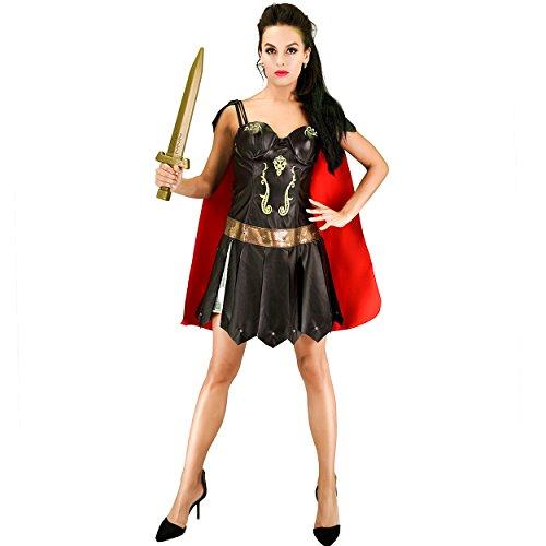 Women's Roman Warrior Costume (L) ()