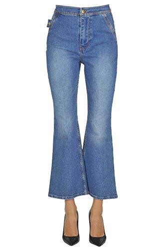 Jeans Donna Ellery Cotone Mcgldnm03015e Azzurro Tpxn7wRqdx
