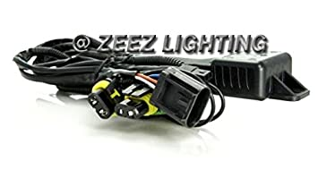 41vsAz EHUL._SX355_ amazon com zeez hid h13 9008 relay harness for bi xenon hi lo  at aneh.co