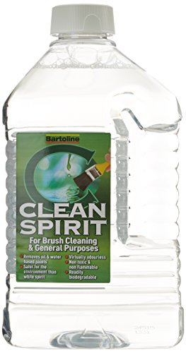 Bartoline 19955020 Clean Spirt For Brush Cleaning And General -