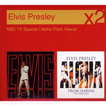 NBC TV Special/Aloha From Hawaii Via Satellite by Elvis Presley (2008-06-24)