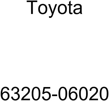 Toyota 63205-06020 Sliding Roof Drive Cable Sub Assembly