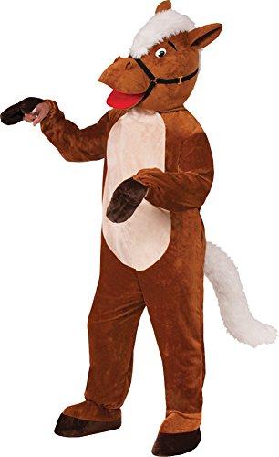 Horse Henry The Mascot (Mens Halloween Costume- Horse Henry The Adult Mascot Costume)
