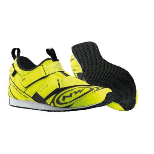 North Trend Wave 2015 scarpe per il tempo libero colore giallo