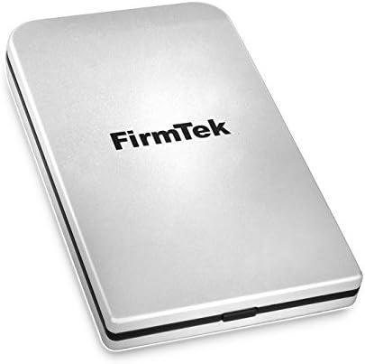 Dr. Bott dLite, Caja USB 3 Ultra-rápida para Discos Duros/SSD SATA ...