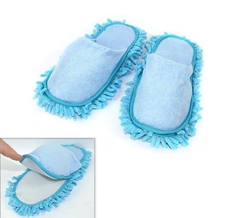 bene materiali di alta qualità cerca il più recente Pantofole MOP in MICROFIBRA lucidanti anti polvere! con base lavabile -  Vari Colori