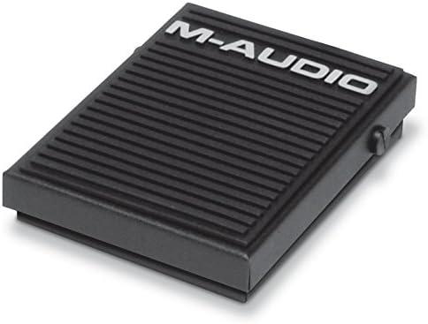 Amazon.com: M-Audio SP-1 | Sustain Pedal o FS driver para ...