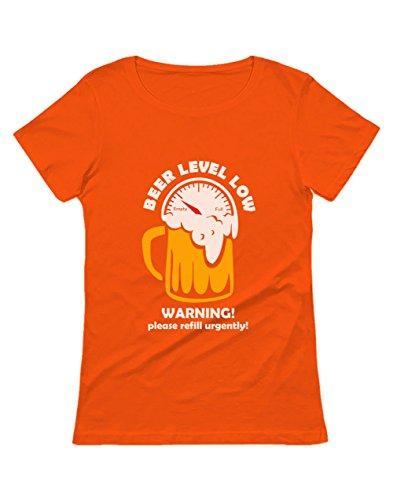 Tstars - ビールが足りない愉快なビールシャツ ビールファンに愉快なプレゼント ビール大好き人間にギフト 愉快なビールシャツ レディースT-シャツ
