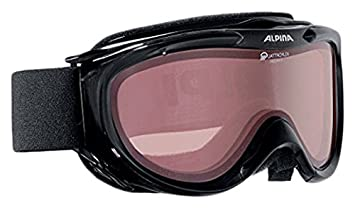Image Unavailable. Image not available for. Colour  Alpina Challenge Ski  Goggles One Size schwarz transparent qlh (black ... 99e0a60d761