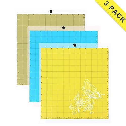 (Cameo Cutting Mat Variety 3 Packs 12