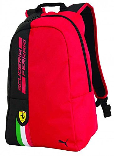 Puma Ferrari Red Fanwear Backpack by PUMA