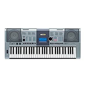 yamaha psr i425 portable keyboard with adaptor