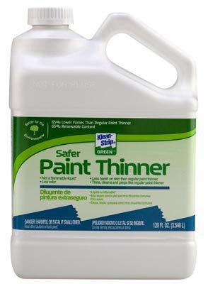 Klean-Strip Green GKGP75011 Safer Paint Thinner, 1-Gallon