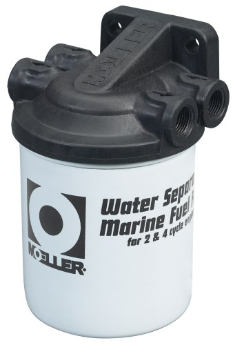 Moeller Water Separating Fuel Filter Bonus Pack Kit