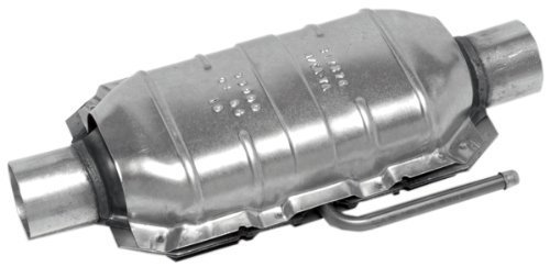 Bmw 528e Catalytic Converter (Walker 15043 EPA Certified Standard Universal Catalytic Converter by Walker)