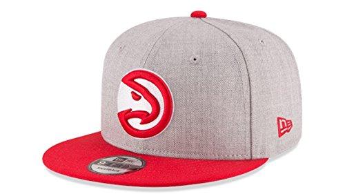 size 40 f21bb f282a Top7  New Era NBA Heather Action 9Fifty Original Fit Snapback Cap
