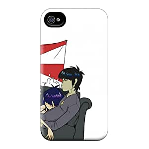 SMV483gvkp Faddish Music Gorillaz Case Cover For Iphone 4/4s