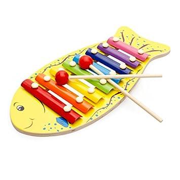 Perfecto Xilófono Desarrollo Para Tamaño el Niños Juguetes Madera Juguete Mejor Ofkpo Musical De Instrumentos Musicales Bebé Los Sabiduría 6ygYfb7v