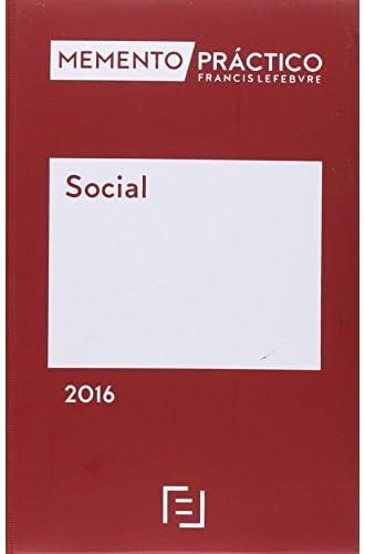 Memento Práctico Social 2016